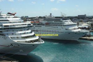 Memories Of Cruising To Bermuda