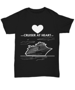 T-Shirt – Cruiser at Heart