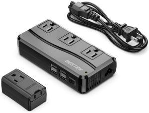 Bestek International Power Converter (Black)