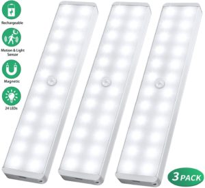 Rechargeable Motion Sensor Closet Light