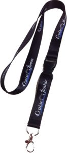 Cruise Junkie 22-inch Travel Lanyard