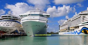 Cruise Passengers Can Learn from the Coronavirus Pandemic - Cruise Ship Picture