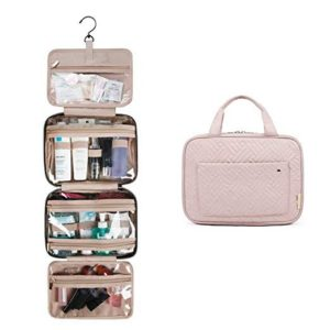 Travel Toiletry Bag with Hook