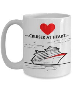 Coffee Mug – Cruiser At Heart