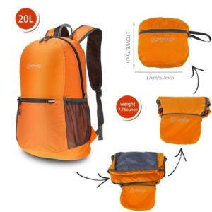 Packable Water Resistant Backpack